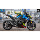 Kawasaki Z1000 Stickers Kit - 028 - H2 Stickers - Worldwide