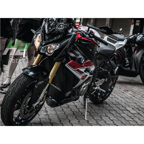 BMW S1000R Stickers Kit - 002 - H2 Stickers - Worldwide