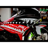 Yamaha Exciter 150 (Y15ZR) Stickers Kit - 058 - H2 Stickers - Worldwide