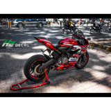 Ducati Panigale Stickers Kit - 006 - H2 Stickers - Worldwide