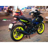 Yamaha Exciter 150 (Y15ZR) Stickers Kit - 088 - H2 Stickers - Worldwide