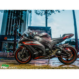 Kawasaki Ninja ZX10R Stickers Kit - 013 - H2 Stickers - Worldwide