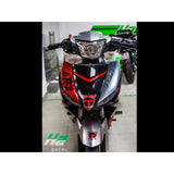 Yamaha Exciter 150 (Y15ZR) Stickers Kit - 070 - H2 Stickers - Worldwide
