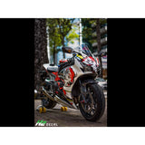 Honda CBR1000RR Stickers Kit - 008 - H2 Stickers - Worldwide