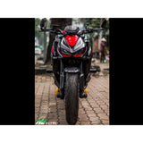 Kawasaki Z1000 Stickers Kit - 024 - H2 Stickers - Worldwide