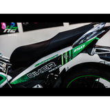 Yamaha Exciter 150 (Y15ZR) Stickers Kit - 065 - H2 Stickers - Worldwide