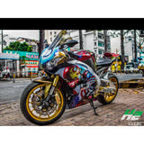 Honda CBR1000RR Stickers Kit - 007 - H2 Stickers - Worldwide