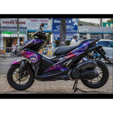 Yamaha NVX Stickers Kit - 015 - H2 Stickers - Worldwide