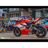 Ducati Panigale Stickers Kit - 008 - H2 Stickers - Worldwide