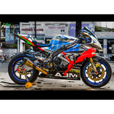 BMW S1000RR Stickers Kit - 018 - H2 Stickers - Worldwide