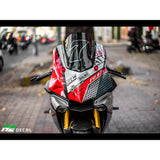YAMAHA YZF-R1 Stickers Kit - 009 - H2 Stickers - Worldwide