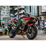 Kawasaki Ninja H2 Stickers Kit - 003 - H2 Stickers - Worldwide