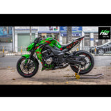 Kawasaki Z1000 Stickers Kit - 023 - H2 Stickers - Worldwide