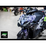 Yamaha NVX Stickers Kit - 046 - H2 Stickers - Worldwide