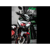 Yamaha Exciter 150 (Y15ZR) Stickers Kit - 043 - H2 Stickers - Worldwide