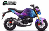 HONDA Grom Stickers Kit - 013 - H2 Stickers - Worldwide