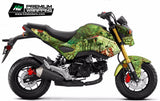 HONDA Grom Stickers Kit - 007 - H2 Stickers - Worldwide