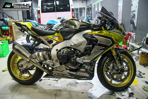Honda CBR1000RR Stickers Kit - 001