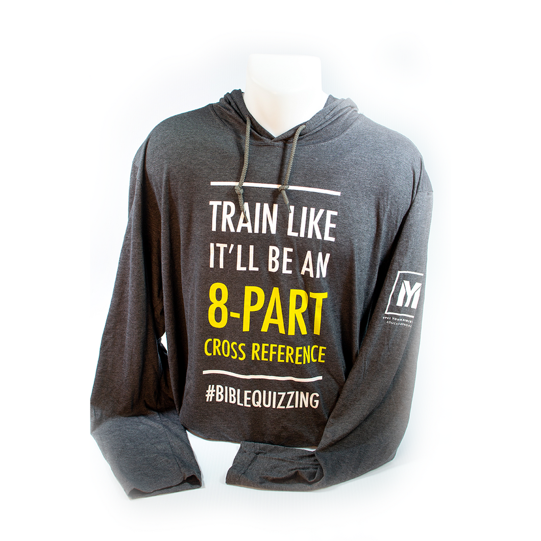BQ Train Like Hoodie