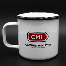 Load image into Gallery viewer, CMI Aluminum Mug