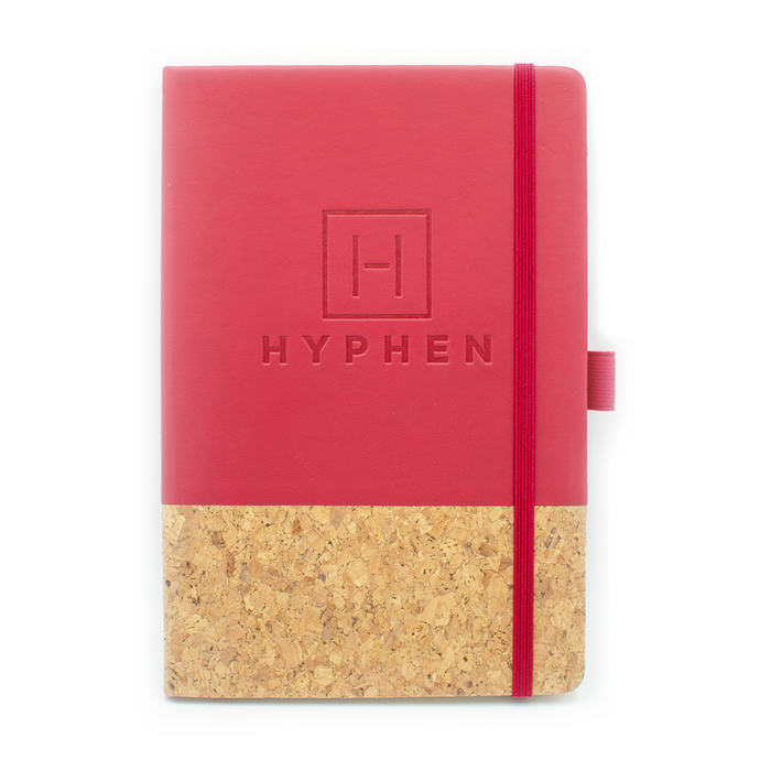 Hyphen Journal - Red