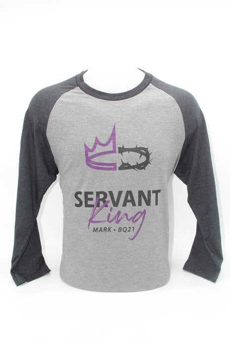BQ Servant King Raglan Shirt