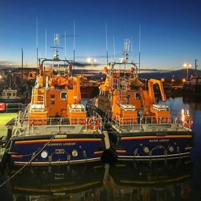 Who are the RNLI?