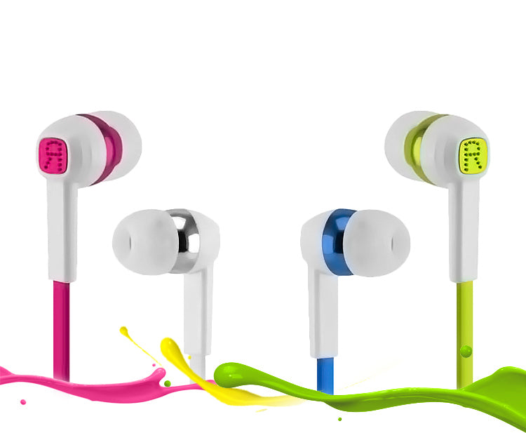 Wall21 Earphone in Stylish Colours