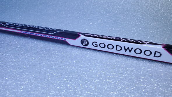 #HockeyMom Stick from GoodWood Hockey - PRESALE!