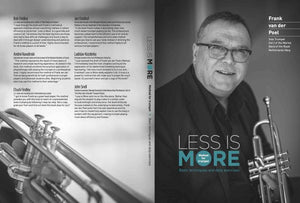 Less is More Trumpet Method Book by Frank van der Poel