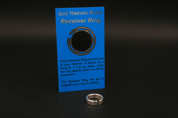 Receiver Ring for Trumpet