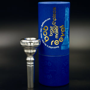 Flugelhorn Mouthpiece by Bob Reeves Brass