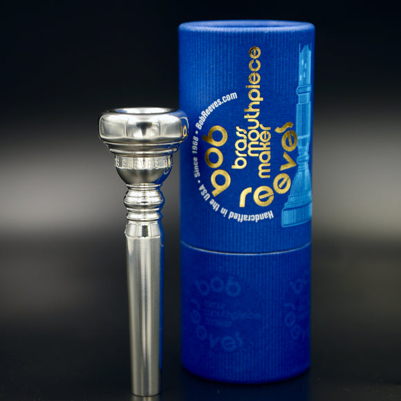 Trumpet Mouthpiece by Bob Reeves Brass