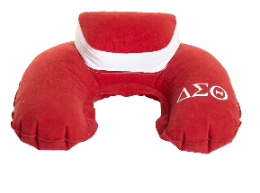 Delta Sigma Theta Inflatable Neck Pillow