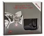 Delta Sigma Theta LED Car Door Light