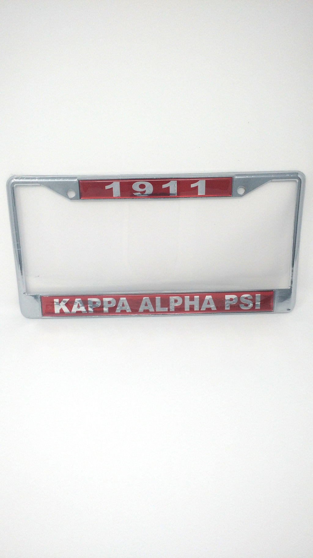 Kappa Alpha Psi 1911 License Plate Frame