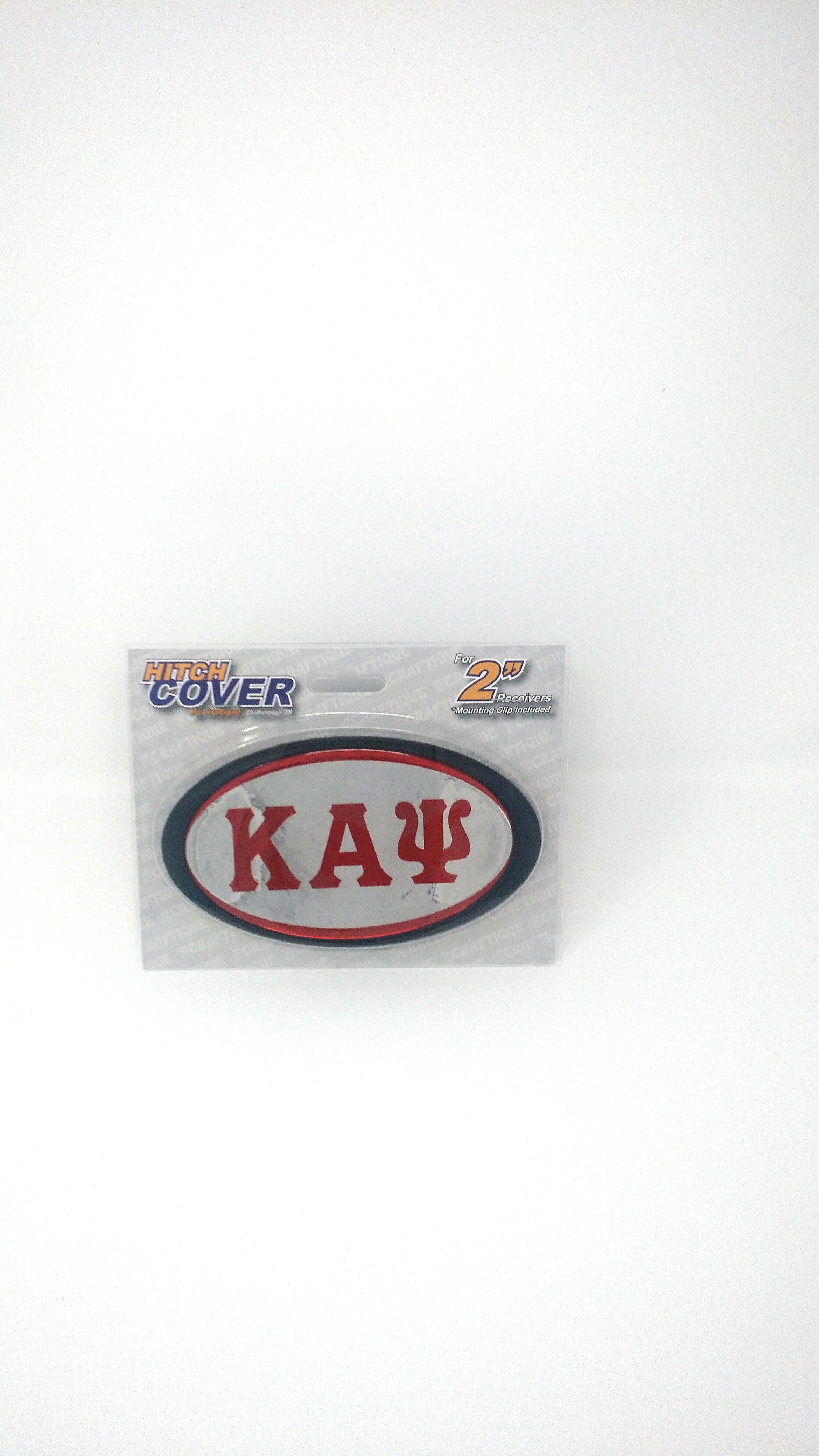 Kappa Alpha Psi Car Hitch Cover