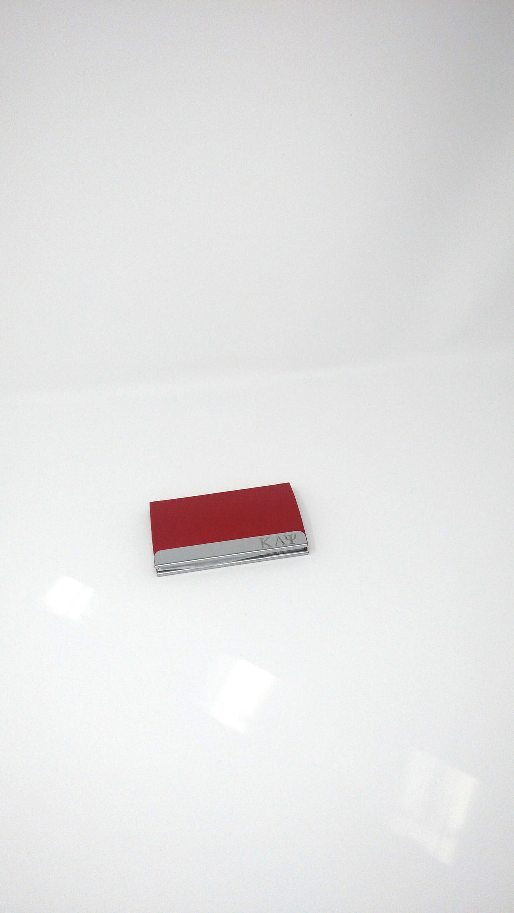 Kappa Alpha Psi Business Card Holder