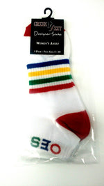 Order of Eastern Star Ankle Socks