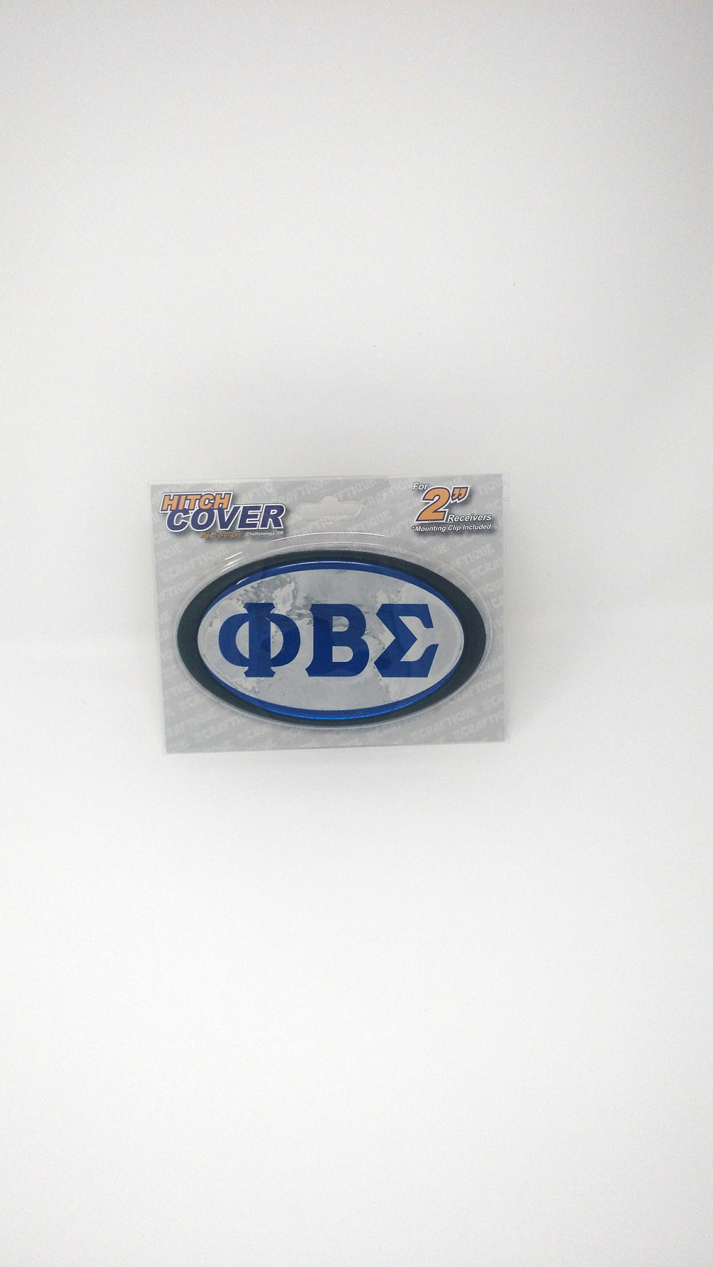 Phi Beta Sigma Car Hitch Cover