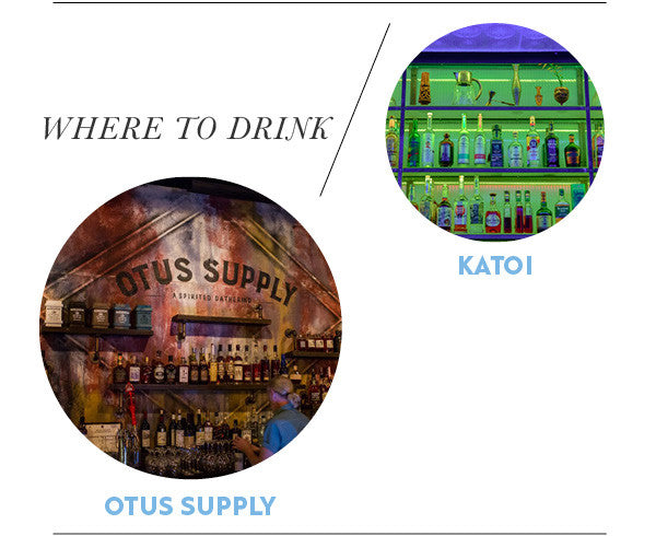 WHERE TO DRINK: DETROIT