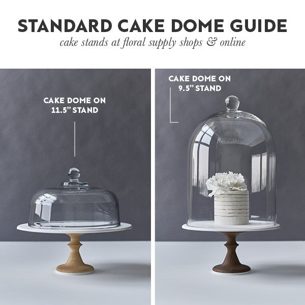 cake domes