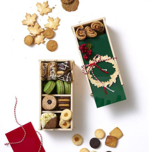 COOKIE GIFT BOXES BY AMERICAN HEIRLOOM
