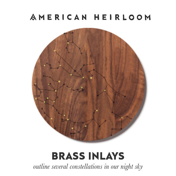 Galaxy cutting board by American Heirloom