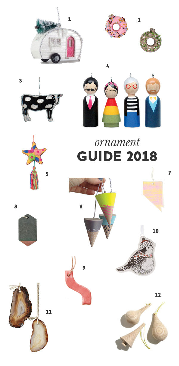 ornament guide