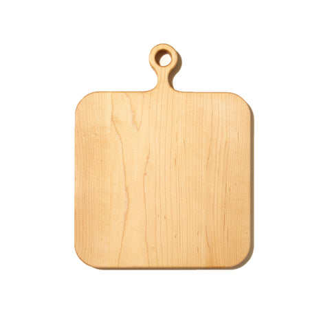 Hanging Square Cutting Board by AHeirloom