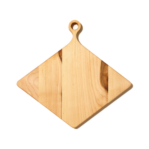 Hanging Diamond Cutting Board by AHeirloom
