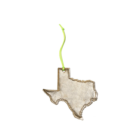 Texas Holiday Ornament by AHeirloom