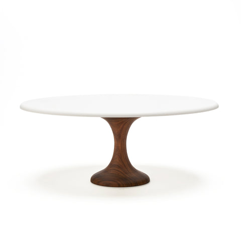AHeirloom's Walnut Stand Thin Base by AHeirloom