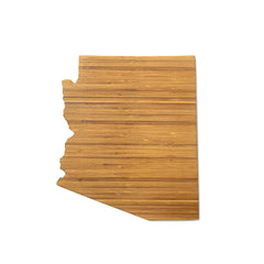 Arizona Shaped Cutting Board